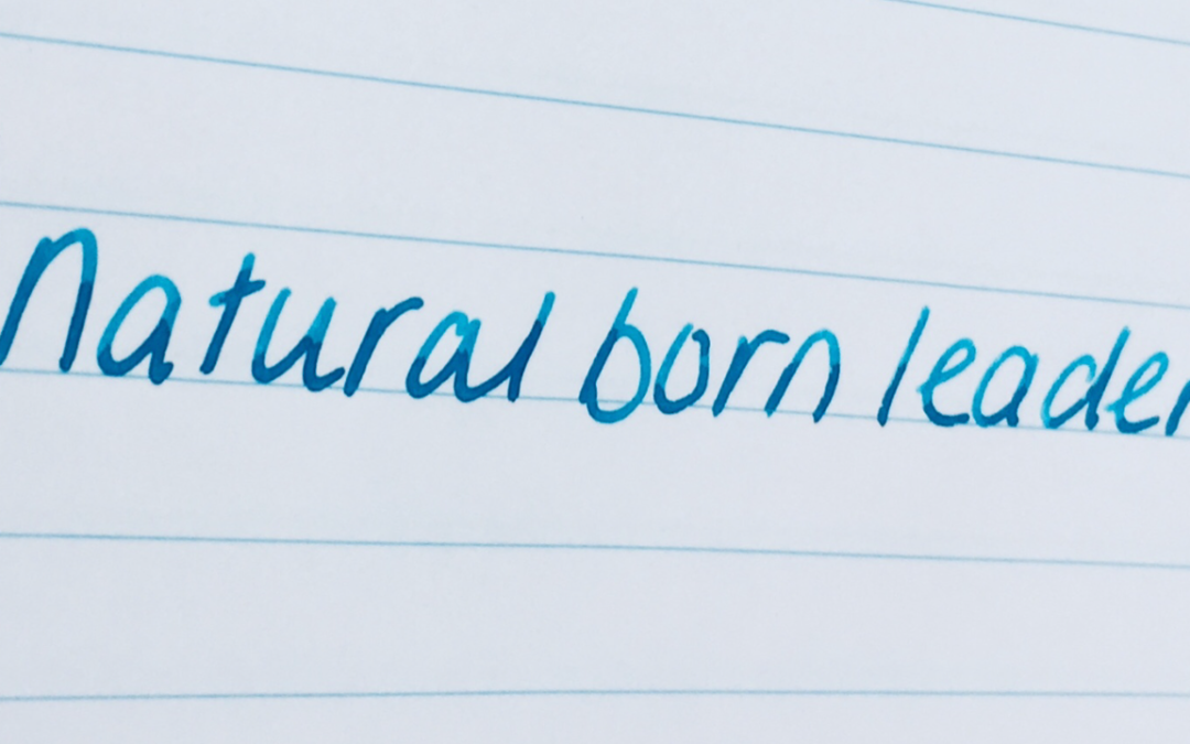 Learn to Lead? Or Born to Lead?